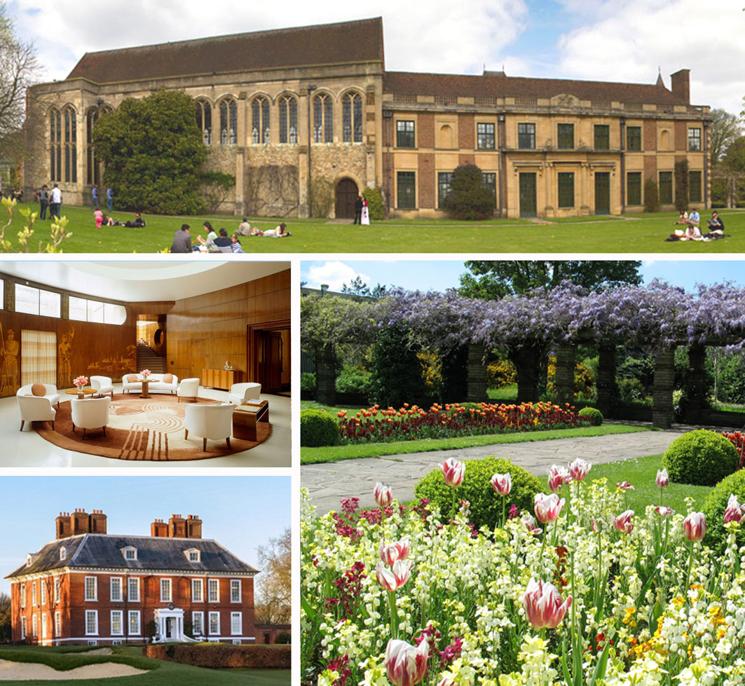 THE FRIENDS' SUMMER OUTING TO ELTHAM PALACE