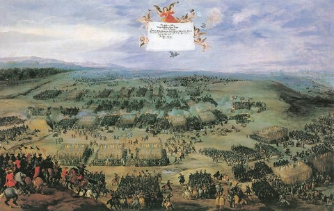 Lecture:  The Battle of White Mountain (1620) and the Political and Religious